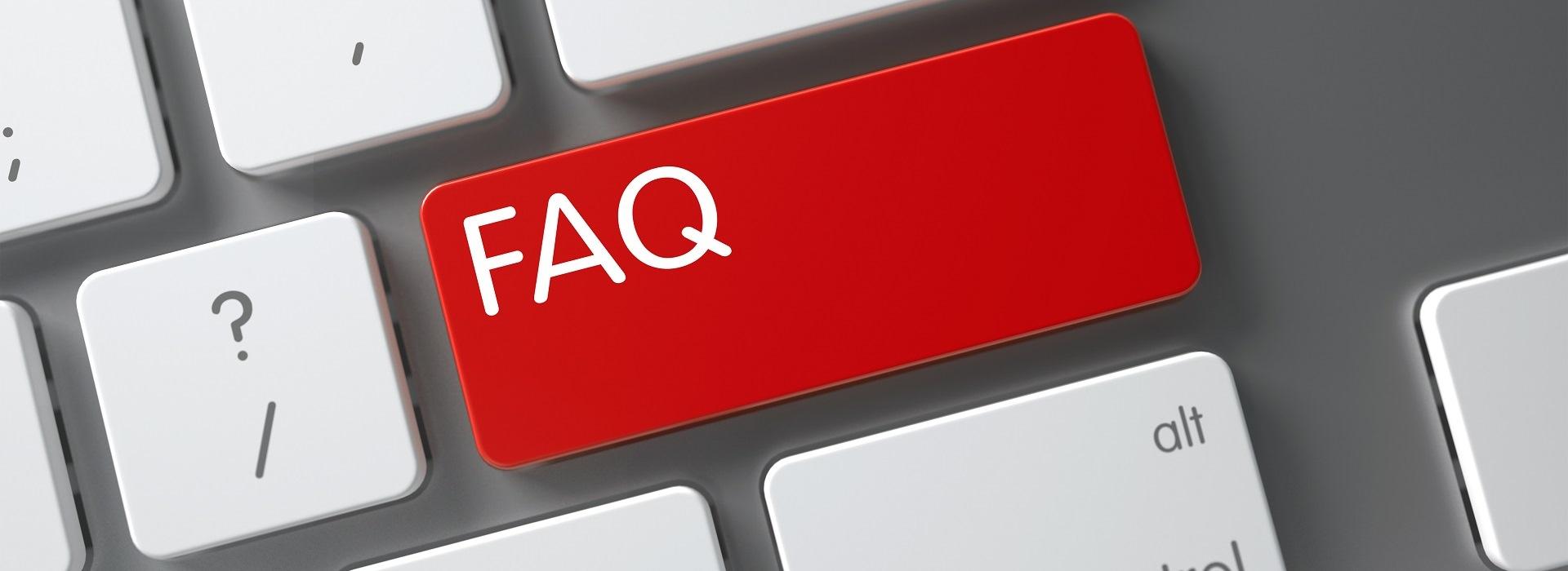 FAQ Bewerbung